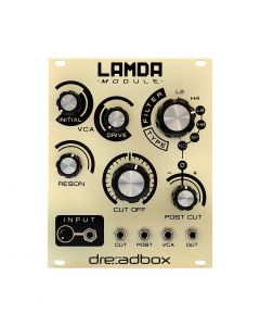 Dreadbox Lamda front