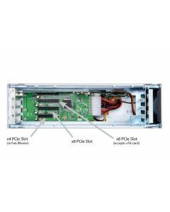 Magma ExpressBox 3T, 3 Slot Thunderbolt 2 to PCIe Expansion, full length