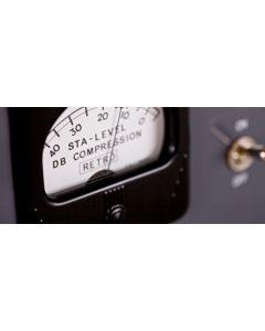 Retro Instruments Sta-Level Tube Compression Amplifier (B-Ware)