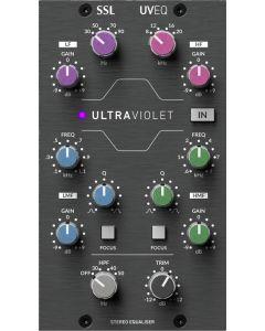 SSL 500 UltraViolet EQ (UVEQ)