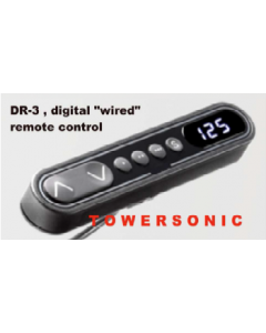 owersonic DR-3 digital read out, wired remote control